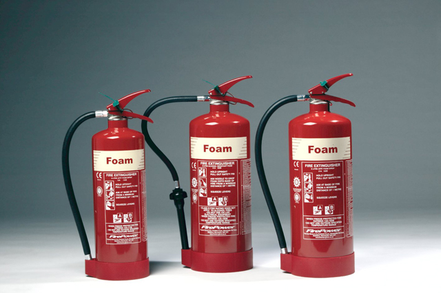 Fire Extinguisher Maintenance in Milton Keynes