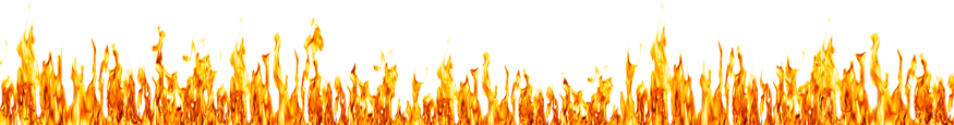 Flames for Banner